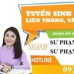 Liên thông Đại học Sư Phạm TPHCM – Từ Trung Cấp, Cao Đẳng Lên Đại Học