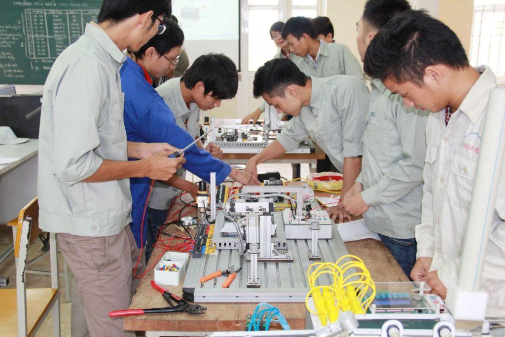 trung cấp hệ điện công nghiệp