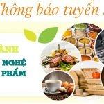 Giới thiệu về ngành công nghệ chế biến thực phẩm