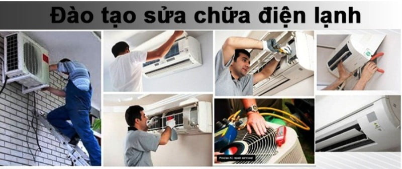 Nghề kỹ thuật máy lạnh và điều hòa không khí mang đến nhiều cơ hội việc làm trong tương lai