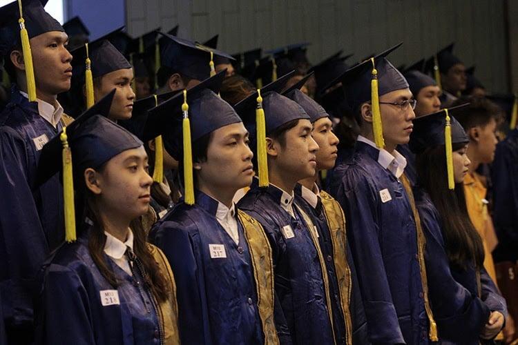 Sau khi tốt nghiệp sinh viên thường lựa chọn các hệ đào tạo khác nhau để học thêm