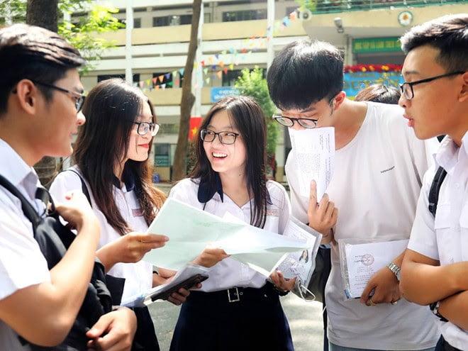 Nhiều hình thức xét tuyển tạo cơ hội học tập cho các em học sinh
