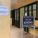 Phòng corona, Hà Nội hướng dẫn xử lý trường hợp có biểu hiện sốt, ho tại trường học