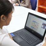 Dạy học online cho học sinh tiểu học: Dần đi vào nền nếp