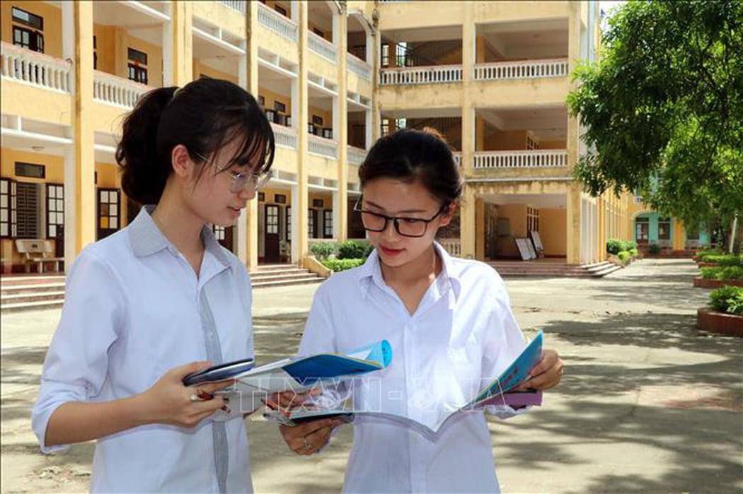 Học sinh ôn tập cần chú trọng vào những bài quan trọng của chương trình tinh giản